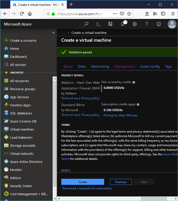 Virtual machine wizard: review